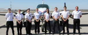 Central Texas College Flight Team 2014 (final)